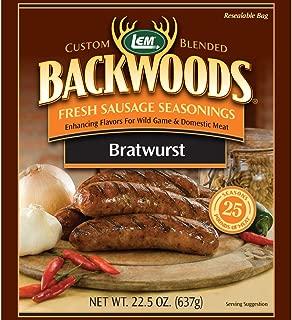 LEM Backwoods Bratwurst Fresh Sausage Seasoning