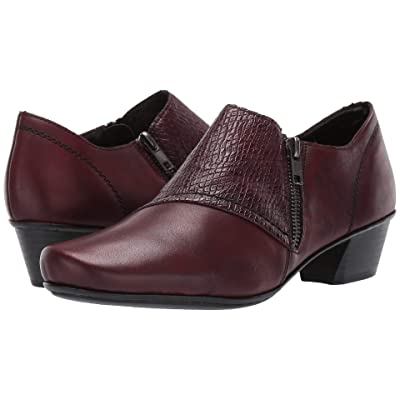 Rieker 53851 Samantha 51 (Medoc/Bordeaux/Burgundy) Women