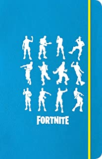 FORTNITE Official: Hardcover Ruled Journal: Fortnite gift; 216 x 142mm; ideal for battle strategy notes and fun with friends (Official Fortnite Stationery)