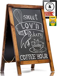 changeable sandwich board signs