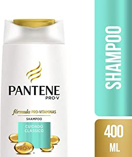 Shampoo Pantene Cuidado Clássico, 400 ml