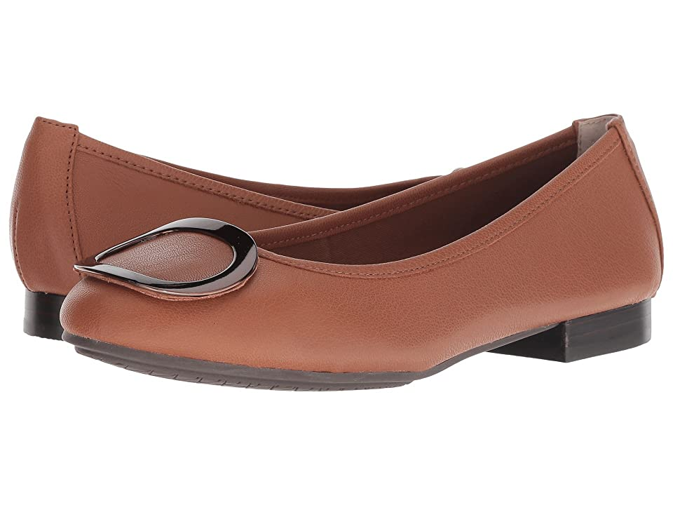 Me Too Sena (New Luggage/Bronze Goat Spore Leather) Women