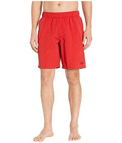 The North Face Class V 9 Pull-On Trunks (Pompeian Red) Men