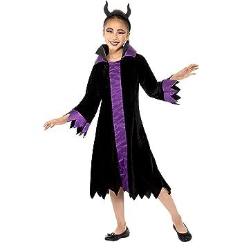 ranrann Disfraz de Bruja para Niña Cosplay Vestido Tutú de ...