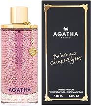 Agatha Paris Agatha Balade Aux Champs Elysees Eau De Parfum Spray 3.3 oz for Women