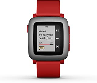 Best pebble time red Reviews