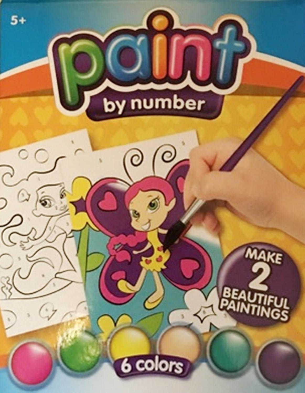 tienda en linea Paint by by by Number Kit  2 paintings  compras en linea