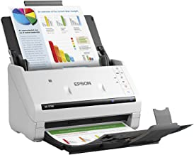Epson DS-575W Wireless Document Scanner: 35ppm, Twain & ISIS Drivers, 3-Year Warranty with Next Business Day Replacement
