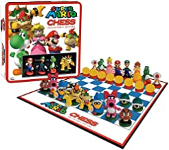 USAOPOLY Super Mario Chess Collectors Edition
