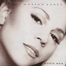 music box album by mariah carey