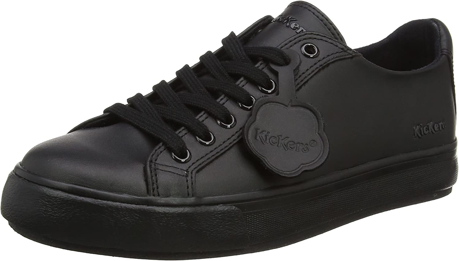 Kickers Unisex Adults' Tovni Lacer Lthr Ua Trainers