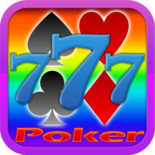 Rainbow Colors Poker Free Game