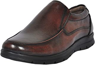 Zoom Mens Leather Shoes