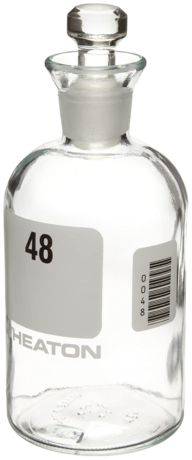 Wheaton Bombing free shipping 227497-02 BOD Bottle 300mL Robotic 2 Stopper Numbered El Paso Mall