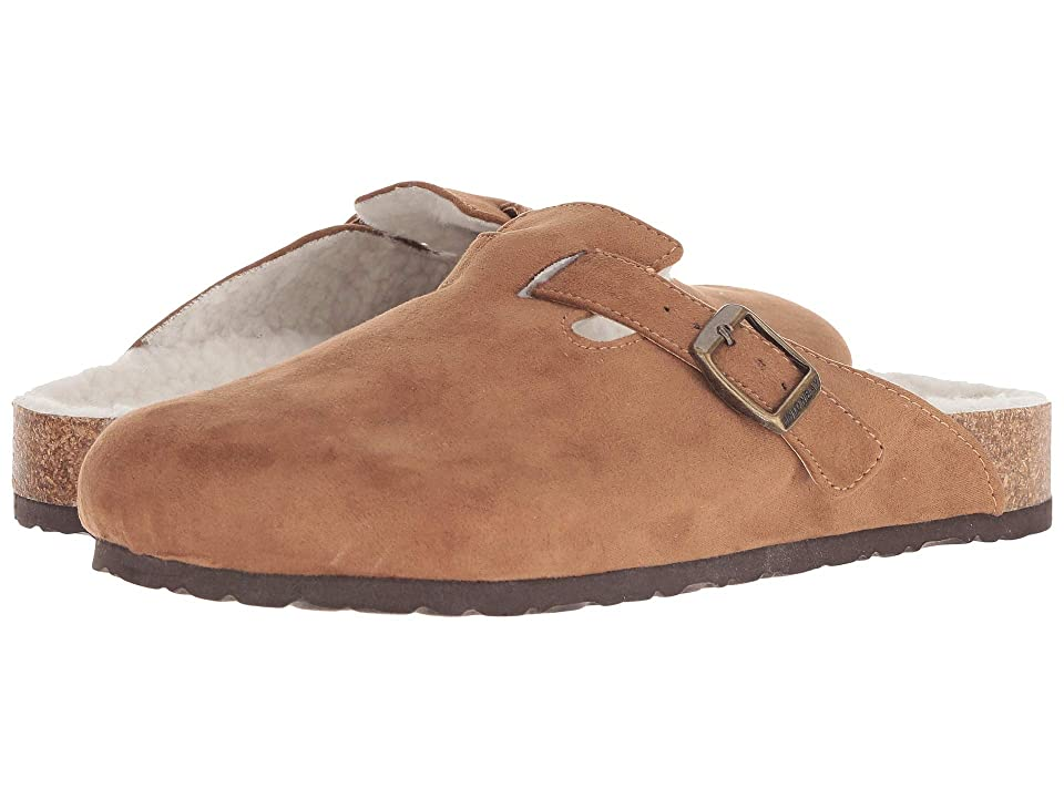 UNIONBAY Drinky (Chestnut/White Fleece) Women