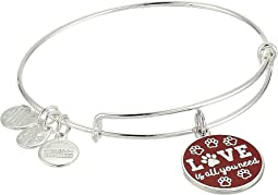 Alex and Ani Words Are Powerful Love Is All You Need Bangle