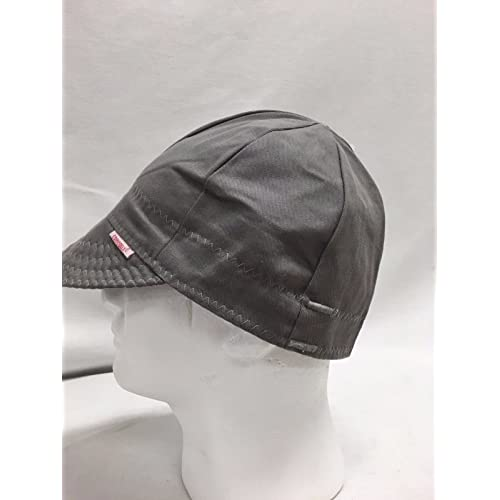 5792d4e2754 Comeaux Caps Reversible Welding Cap Solid grey Size 7 3 8