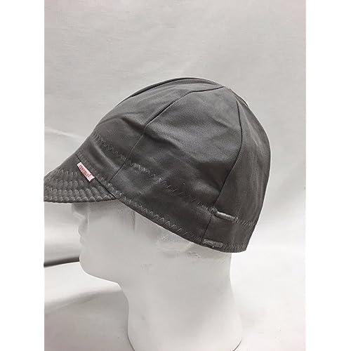 82957f4562b Comeaux Caps Reversible Welding Cap Solid grey Size 7 3 8