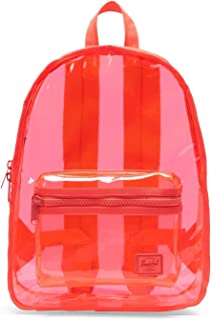 Herschel Supply Co. Classic Mid-Volume Hot Coral One Size
