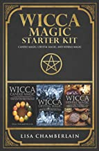 Wicca Magic Starter Kit: Candle Magic, Crystal Magic, and Herbal Magic