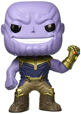 Funko Pop! Marvel: Avengers Infinity War - Thanos (10-inch Special Edition) #308
