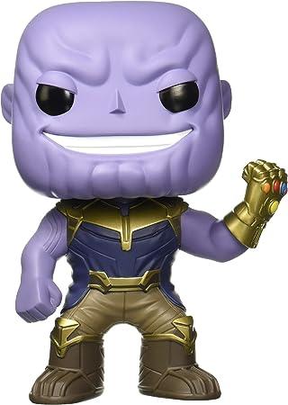 Funko Pop Avengers Infinity War Thanos Vinyl Figure 25cm Amazon De Spielzeug