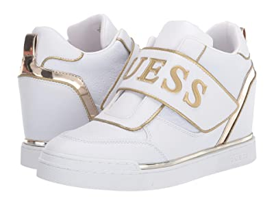 GUESS Follie (White) Women