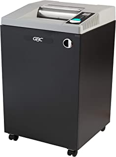 Swingline GBC Paper Shredder, Commercial TAA Compliant, Jam Stop, 30 Sheet Capacity, Cross-Cut, 20+ Users, CX30-55 (1758583)