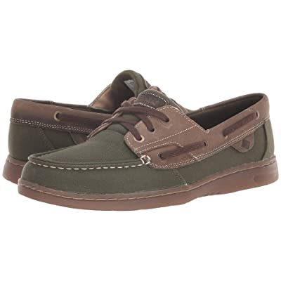 Sperry Rosefish Surplus (Olive/Timberwolf) Women