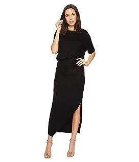 Daniella Short Sleeve Maxi Dress