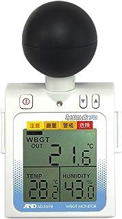 エー・アンド・デイ(A&D) 黒球付き 熱中症指数モニター みはりん坊プロ AD-5698