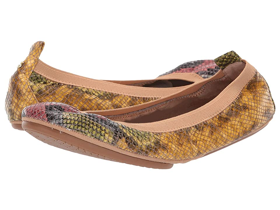 Yosi Samra Samara (Rainbow Python Print Leather) Women