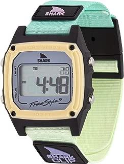 Shark Classic Clip Green Tea Unisex Watch FS101059