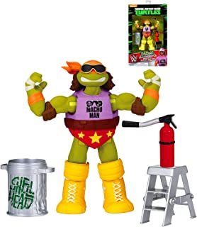 Teenage Mutant Ninja Turtles Michealangelo as Randy