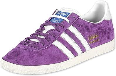 adidas Originals Gazelle OG, Baskets Basses Homme, Violet Royal ...