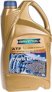 Ravenol J1D2122-004 T-WS Lifetime Full Synthetic Automatic Transmission Fluid ATF (4 Liter)