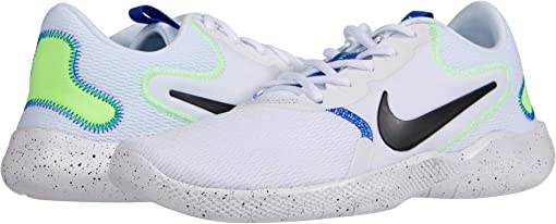White/Black/Racer Blue/Ghost Green