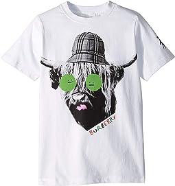 Highland Cow T-Shirt (Little Kids/Big Kids)