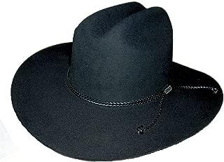 0462 Carson Color Black Cowboy Hat