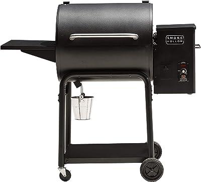 Amazon Com Masterbuilt Sh19260319 Wg600b Pellet Grill Black Garden Outdoor
