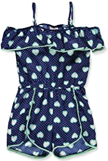 9f0626bbc7bf Amazon.com  Little Girls (2-6x) - Jumpsuits   Rompers   Clothing ...