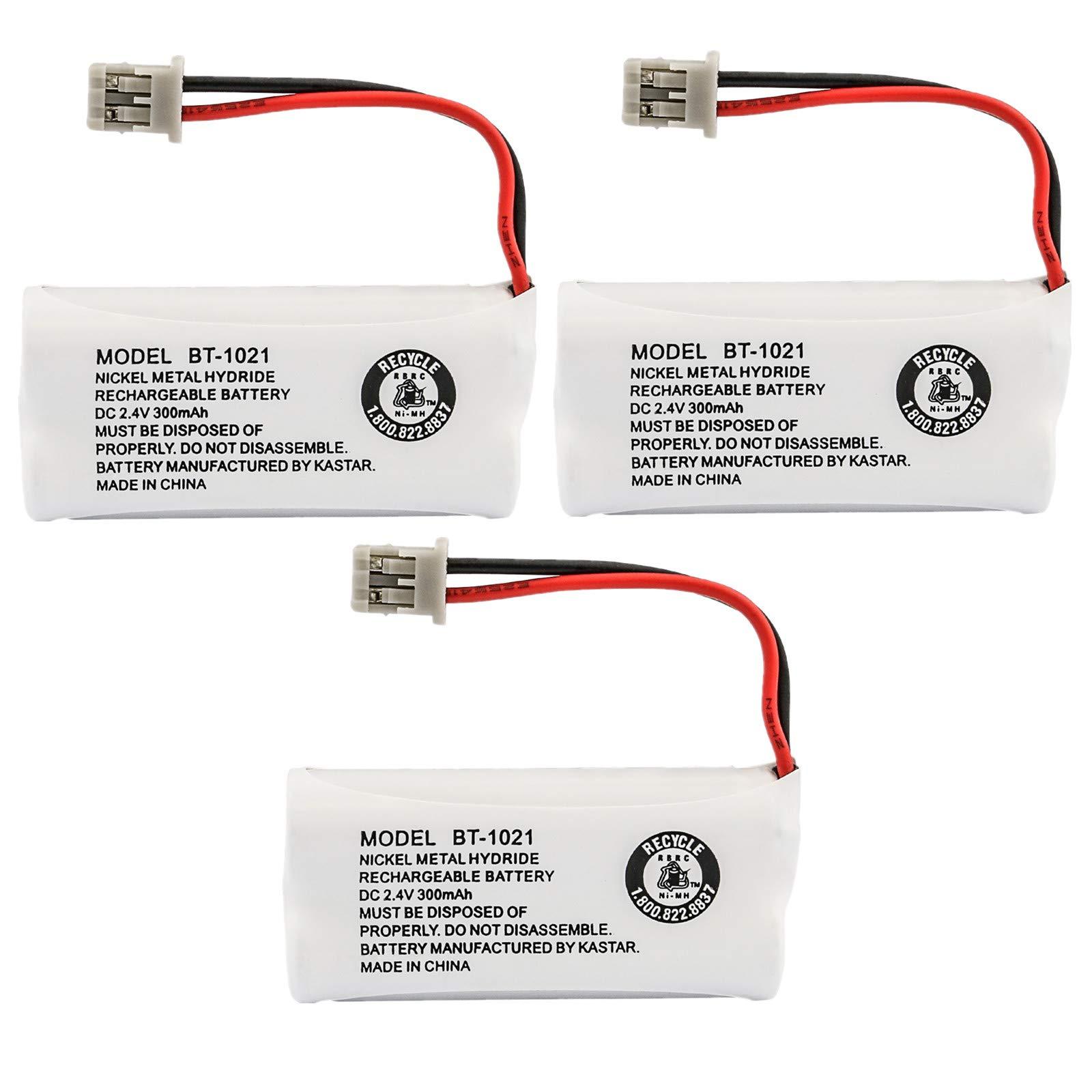Nuevo. Auténtico Uniden BT-1021 BBTG0798001 inalámbrico teléfono batería Recargable: Amazon.es: Electrónica