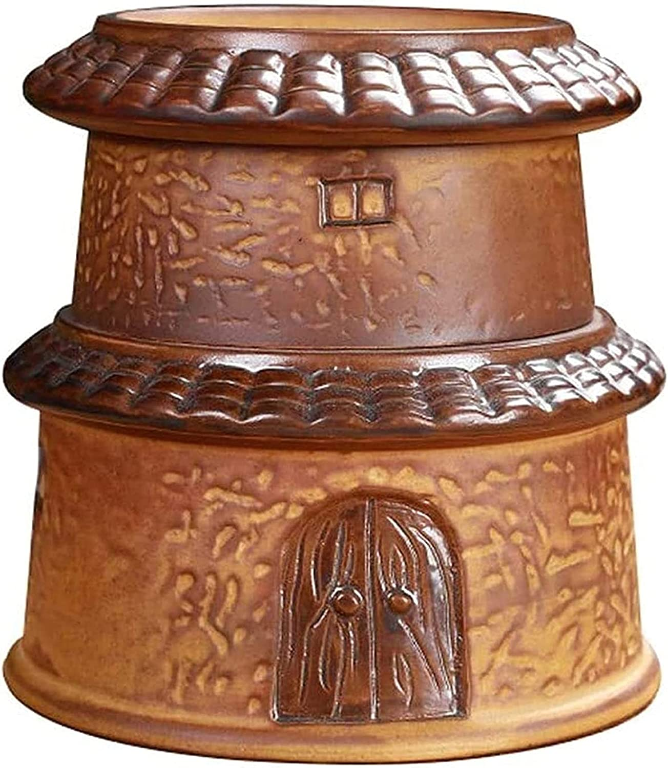 MTFZD Ceramic Cremation Urn Seattle Mall Outlet sale feature Memorial and P Human for Funeral