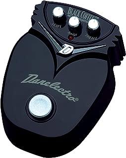 Danelectro DJ-21C Black Coffee Metal Distortion Mini Effects Pedal
