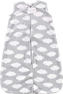 Hudson Baby - Saco de dormir/manta unisex de felpa para bebés