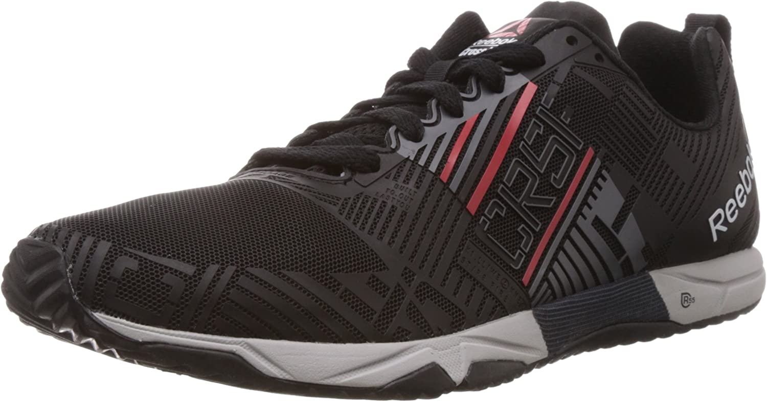 Reebok - R Crossfit Sprint 2 - color  Black-Red - Size  11.0