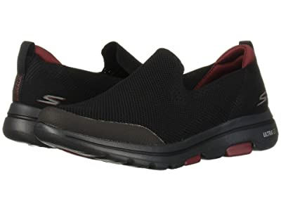 SKECHERS Performance Go Walk 5 (Black 1) Men