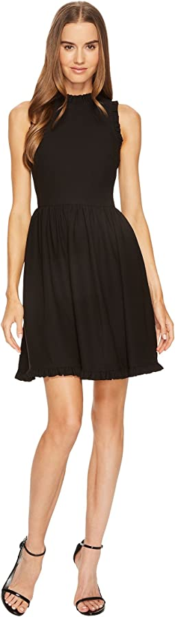 Kate Spade New York - Ruffle Fit and Flare Dress