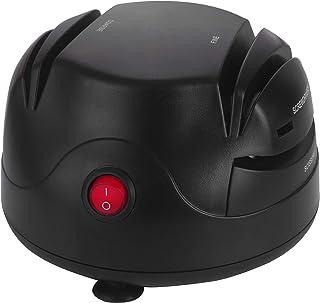 StilGut - afilador eléctrico con ventosas y Diferentes Niveles de Afilado, Negro