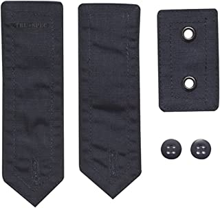 uniform badge tab